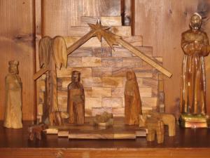St. Francis, nativity, Christmas, peace, Jesus, life, journey, stress, meditation, perspective