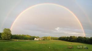 rainbow, Mother's Day, life, journey, peace, meditation, reflection, perspective, hope, love
