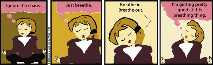 breathe, Reply All, meditate, yoga, serenity, peace