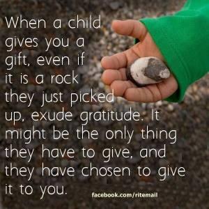 child, gift, gratitude, peace, God, serenity